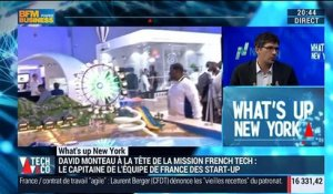 What's Up New York: CES 2016, un symbole de dynamisme de la French Tech - 11/01