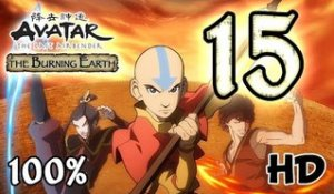 Avatar The Last Airbender: Burning Earth Walkthrough Part 15 | 100% (X360, Wii, PS2) HD
