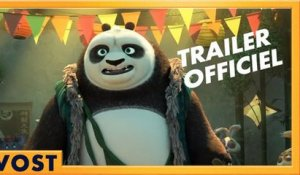 Kung Fu Panda 3 - Bande-annonce 2 / Trailer VOST HD