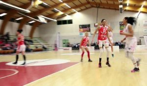 Les coulisses de la Coupe de France : Charnay Basket - Lyon BF