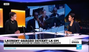 Côte d'Ivoire : Laurent Gbagbo plaide non coupable devant la CPI