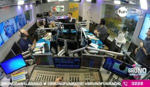 #ThugLife le retour (04/02/2016) - Best of en Images de Bruno dans la Radio