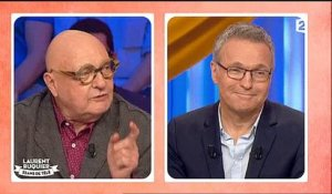 Etranges confessions de Laurent Ruquier hier soir en prime time sur France 2 - Regardez