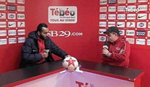 Brest - Bourg-en-Bresse : les coulisses du match