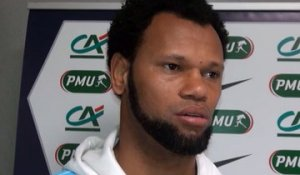 Rolando : «On a fait le minimum»