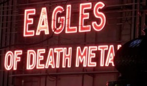 Les Eagles of Death Metal de retour à Paris