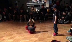 Qualification Marseille Baby Battle Pro : Tsukki - Japon