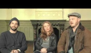 The Lone Bellow interview - Zach, Brian, and Kanene (part 2)