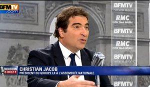 "Christian Jacob: Hollande ""a voulu sanctionner Valls"" avec le report de la loi Travail"