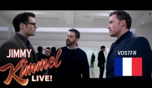 Jimmy Kimmel s'incruste dans « Batman v Superman » (VOSTFR)
