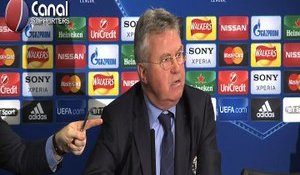 Chelsea / PSG - La conf' de Guus Hiddink