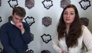 LCS Spring S6, Interview de G2 Perkz