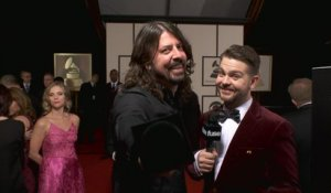 Dave Grohl Talks Baby Poop and More Ridiculous Nonsense