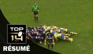 TOP 14 – Clermont - Toulouse: 32-23 – J13 – saison 2015-2016