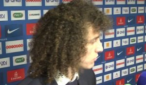 PSG : David Luiz assume son erreur
