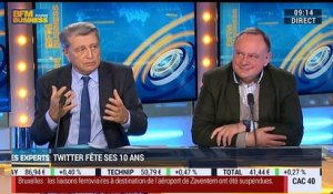 Nicolas Doze: Les Experts (1/2) - 22/03