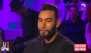 Le Grand 8 : La Fouine défend Cyril Hanouna