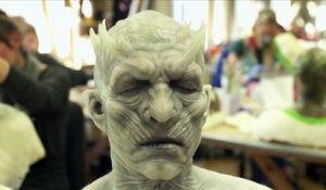 Game of Thrones Season 6 - le making of des maquillages