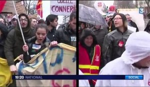 Réforme du Code du travail : paroles de manifestants