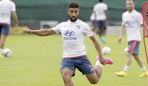 OL : Nabil Fekir déjà facile face au but !