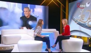 Audrey Crespo-Mara tacle gentiment son mari Thierry Ardisson