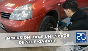 Immersion dans un espace de self-garage en Seine-Saint-Denis