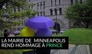 L'hommage de Minneapolis à Prince