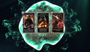 The Elder Scrolls : Legends - Aperçu du gameplay