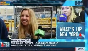 What's Up New York: Le salon TechCrunch Disrupt ouvre ses portes aujourd'hui à New York - 09/05