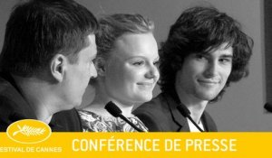 BACALAUREAT - Press Conference - EV - Cannes 2016