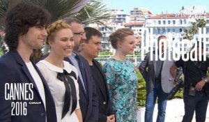 Cristian Mungiu (Baccalauréat) - Photocall Officiel - Cannes 2016 - CANAL+