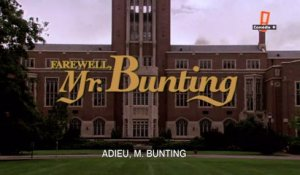Adieu M. Bunting - Saturday Night Live du 21/05 avec Fred Armisen