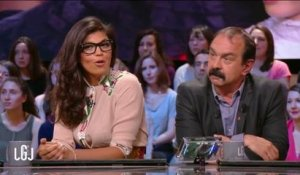 """Le Grand Journal : Nawell Madani provoque un fou rire"