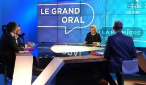 Le grand oral : Eva Joly