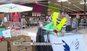 Grande collecte alimentaire ce week-end