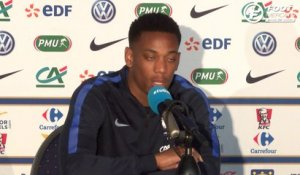 MU : Martial attend Ibrahimovic avec impatience