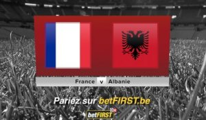 Euro 2016  Match du jour : France-Albanie