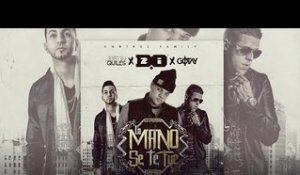 D.OZi - La Mano Se Te Fue ft. Justin Quiles & Gotay (Remix) [Official Audio]