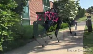 SpotMini par Boston Dynamics