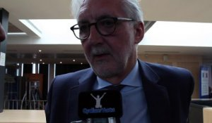 "Tour de France 2016 - Brian Cookson : ""J'ai l'habitude qu'on m'attaque"""