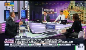 Le club immo (1/2): Pascal Bonnefille VS Marie Coeurderoy - 29/06