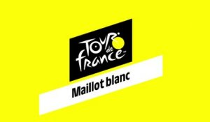 Guide du Tour de France : le maillot blanc
