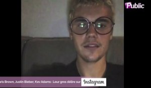 Chris Brown, Justin Bieber, Kev Adams, : Leur gros délire sur Intagram !
