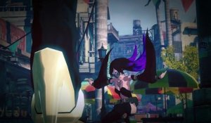 Gravity Rush 2 Gameplay Trailer - PS4