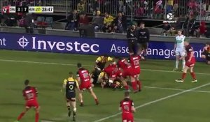 Les Hurricanes battent les Crusaders 35 à 10