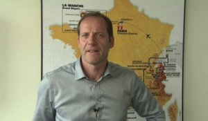 Cyclisme - Tour de France : Prudhomme «Un terrain propice aux offensives»