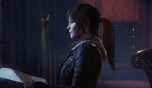 "Rise of the Tomb Raider - Bande-annonce ""Les Liens du Sang"""