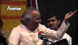 Pandit Jasraj Live Program Part 1