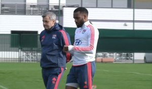 Foot - L1 - OL : L'indispensable Lacazette