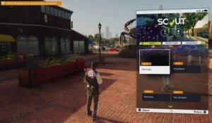 Watch Dogs 2 : Gameplay Commenté
